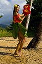 Masérský kurz Havajská masáž Lomi Lomi vychází z prvků havajského tance